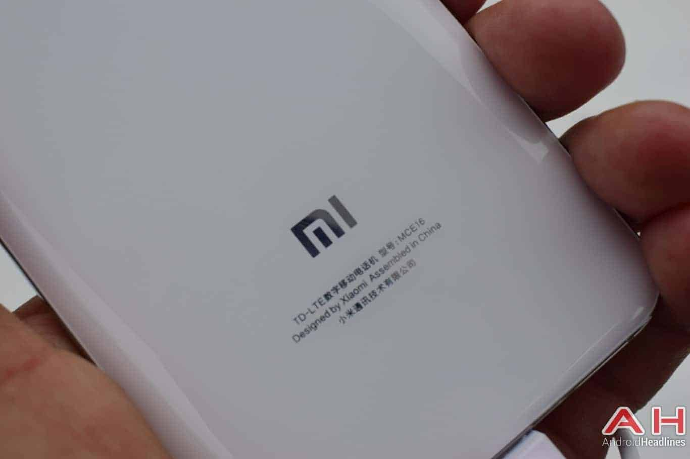 AH Xiaomi Mi 6 hands on 47