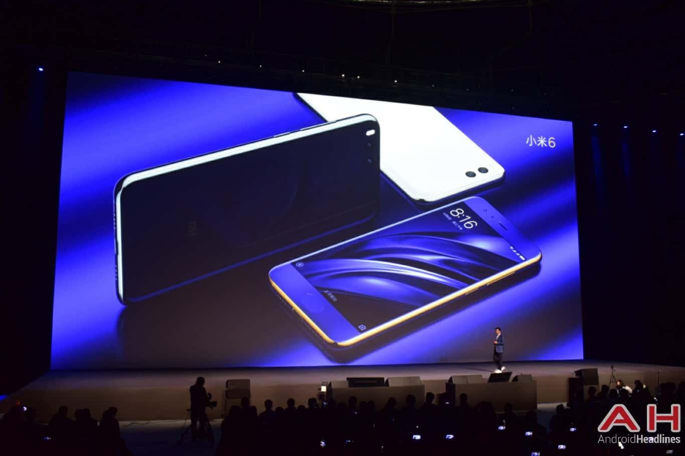 AH Xiaomi Mi 6 keynote 13