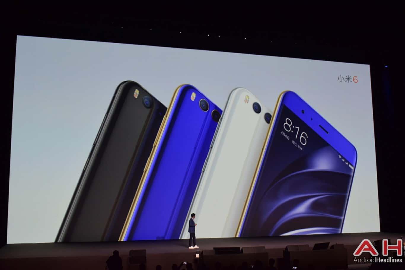 AH Xiaomi Mi 6 keynote 15