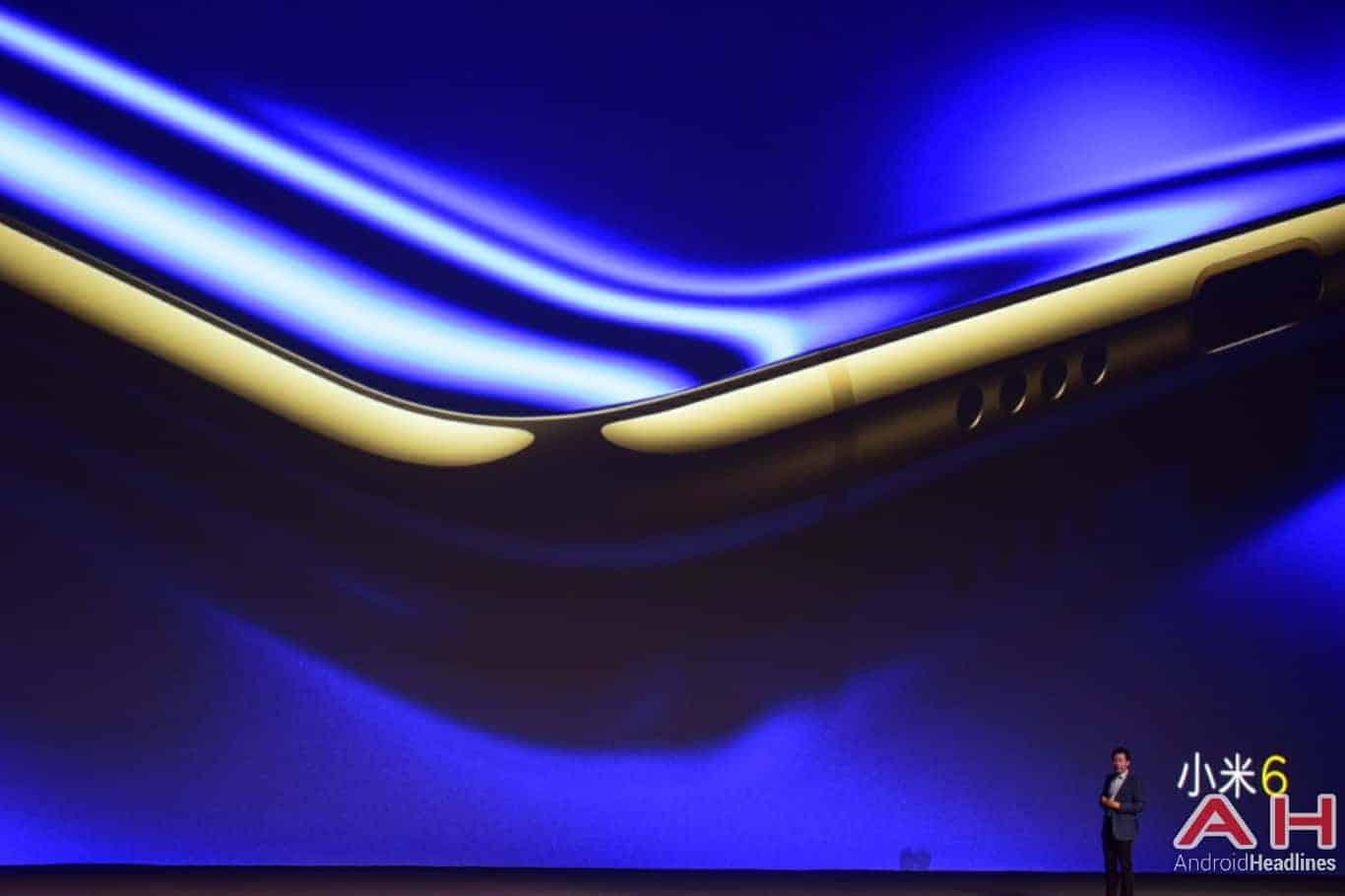 AH Xiaomi Mi 6 keynote 2