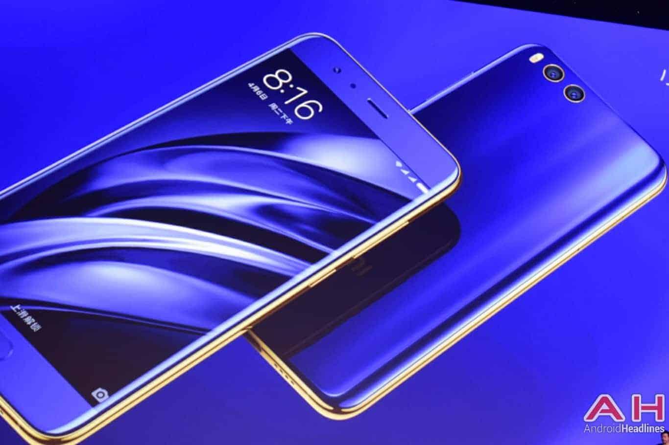 AH Xiaomi Mi 6 keynote 5