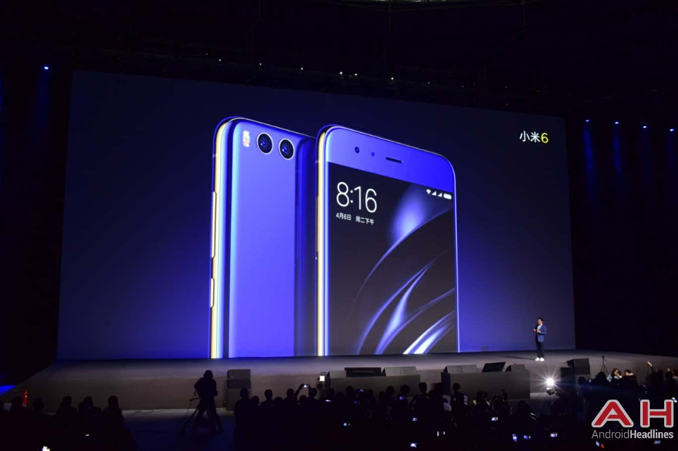 AH Xiaomi Mi 6 keynote 6