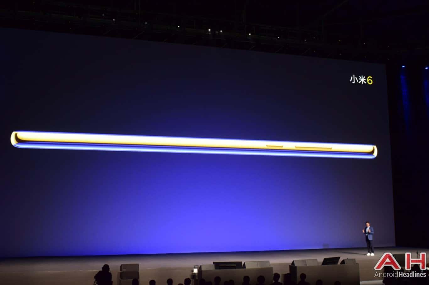 AH Xiaomi Mi 6 keynote 8