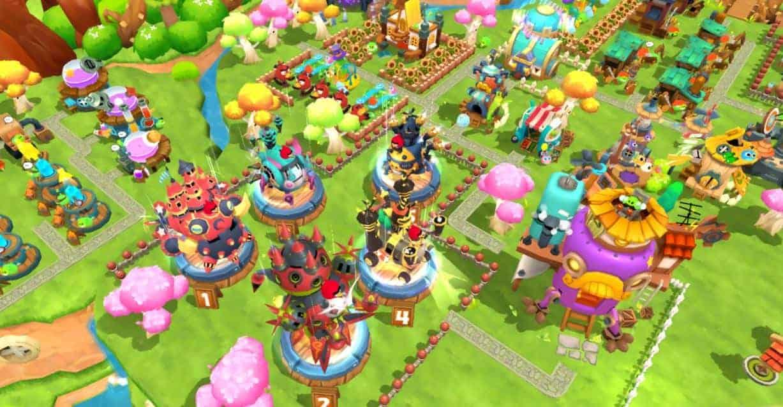 Angry Birds Islands 8