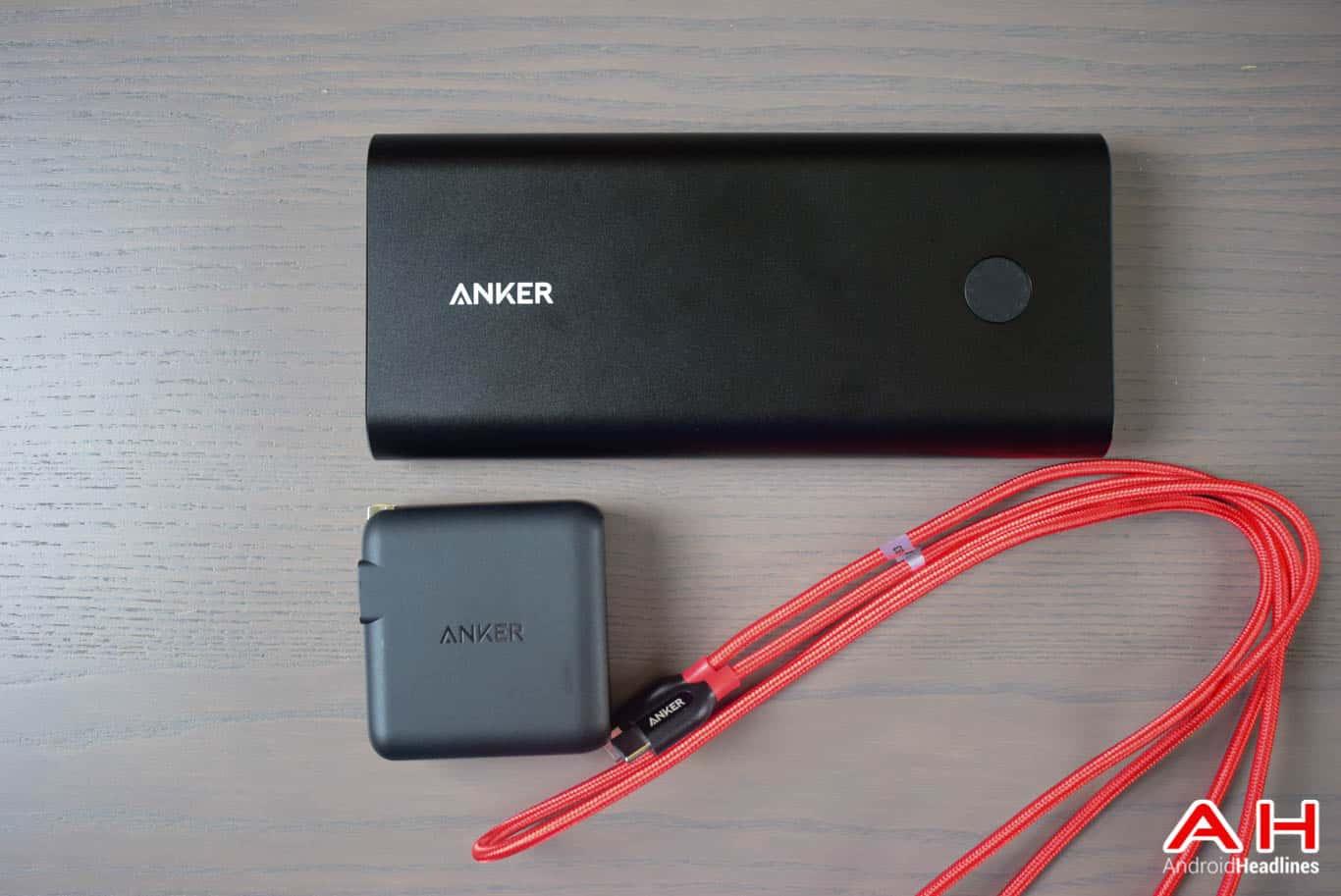 Anker PowerCore 26800 AM AH 7