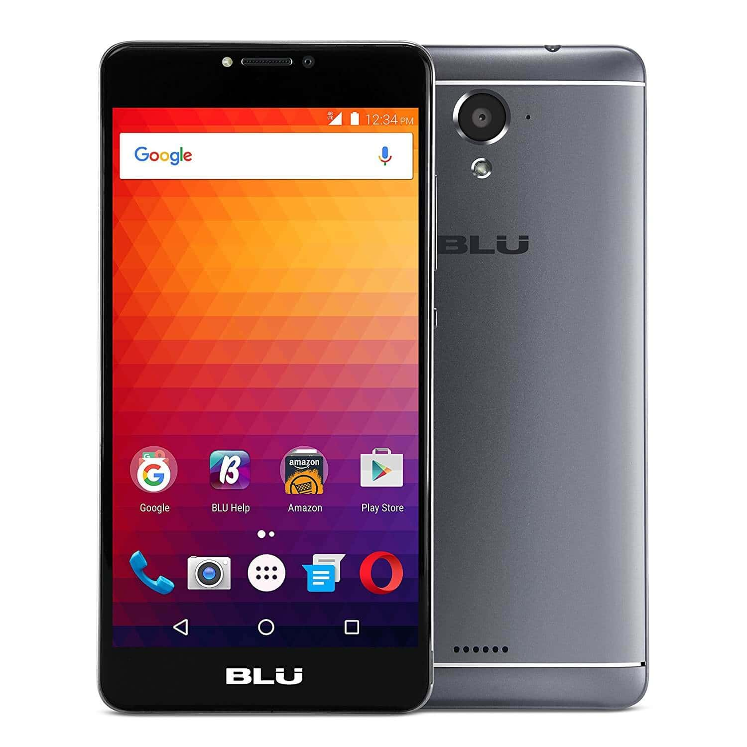 Blu R1 Plus With 4000 Mah Battery Now On Sale For 159 99