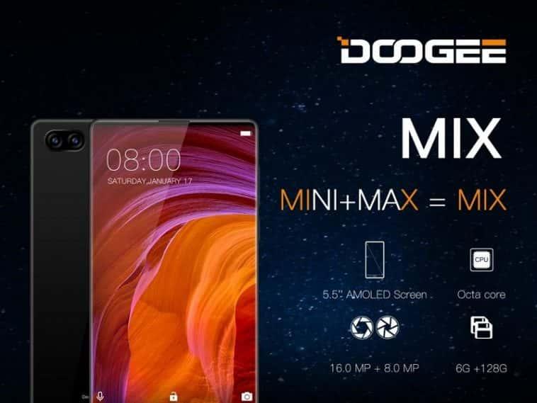 Doogee MIX 1