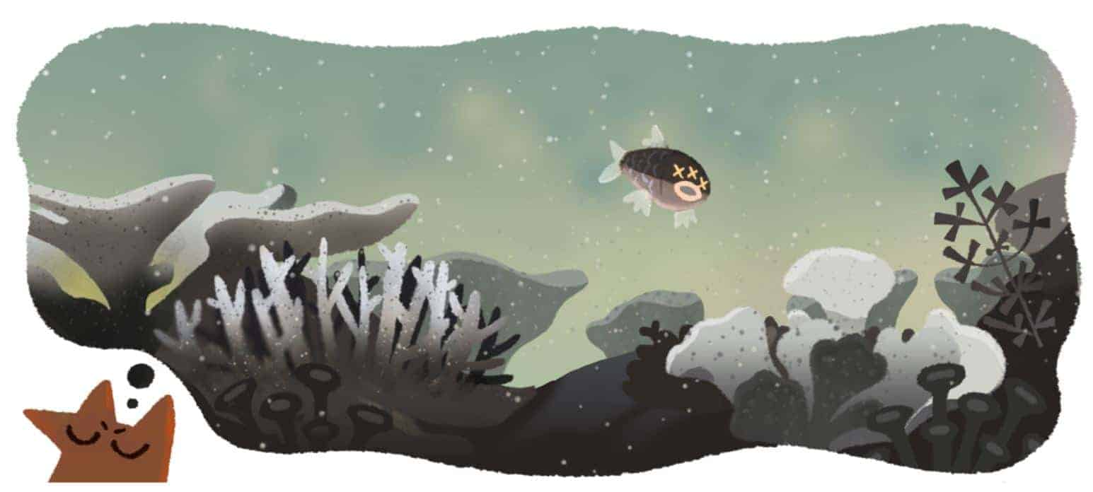 Google Doodle Earth Day 2017 3