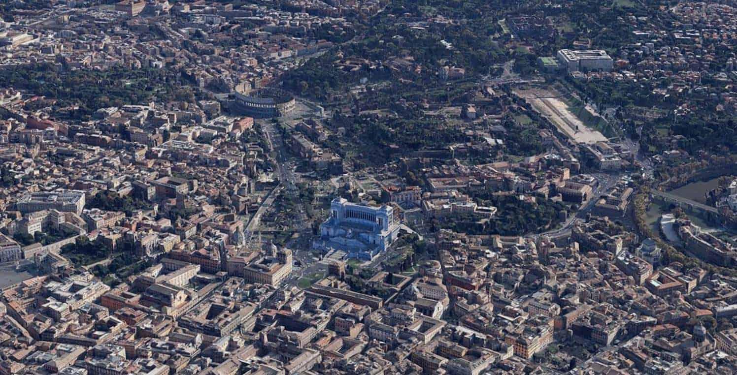 Google Earth 3D 1