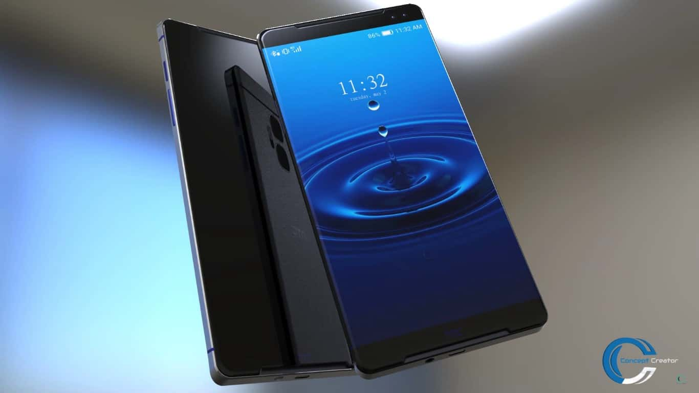 htc flagship phone 2017. flagship htc concept phone shown on video with thin bezels | androidheadlines.com htc 2017