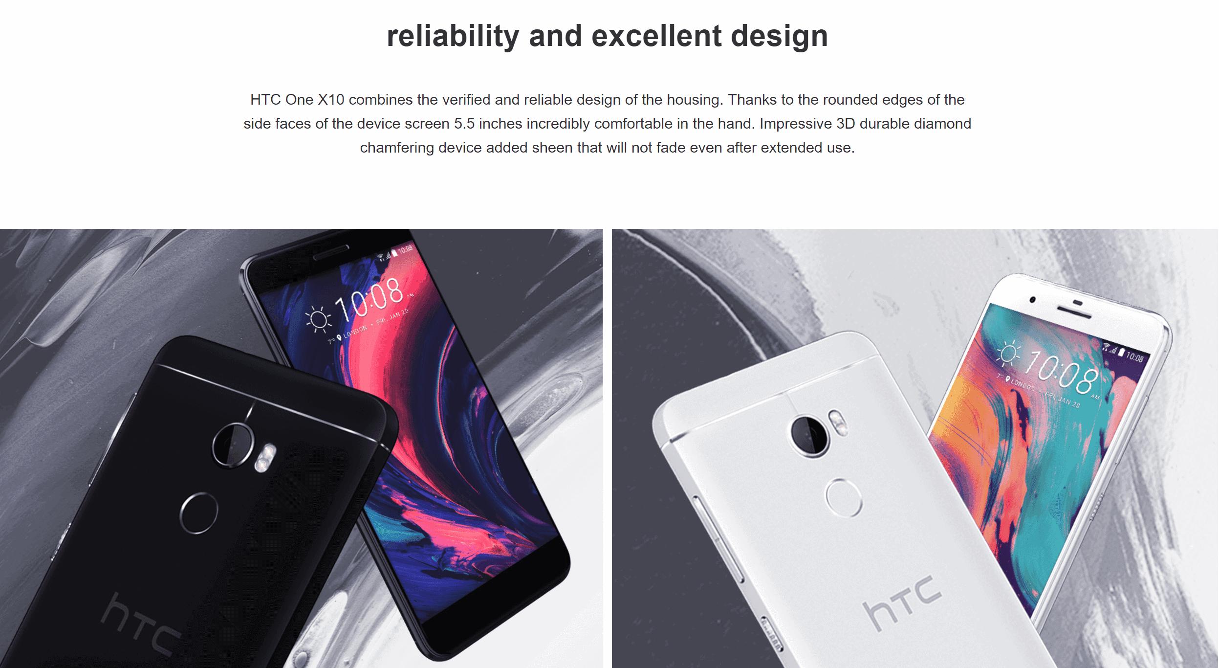 HTC One x10 1