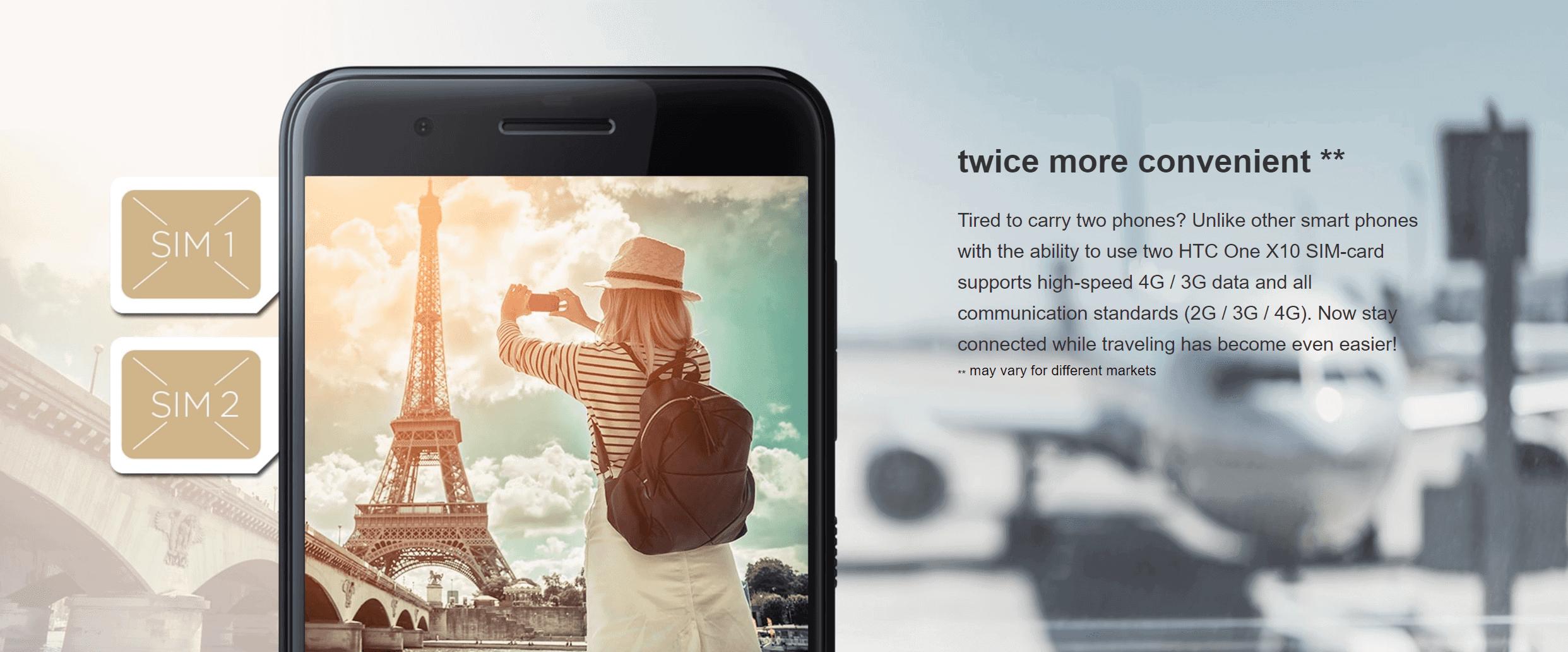 HTC One x10 2