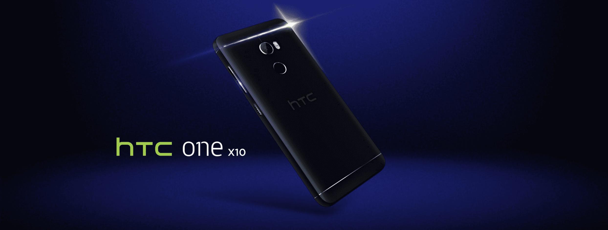 HTC One x10 5