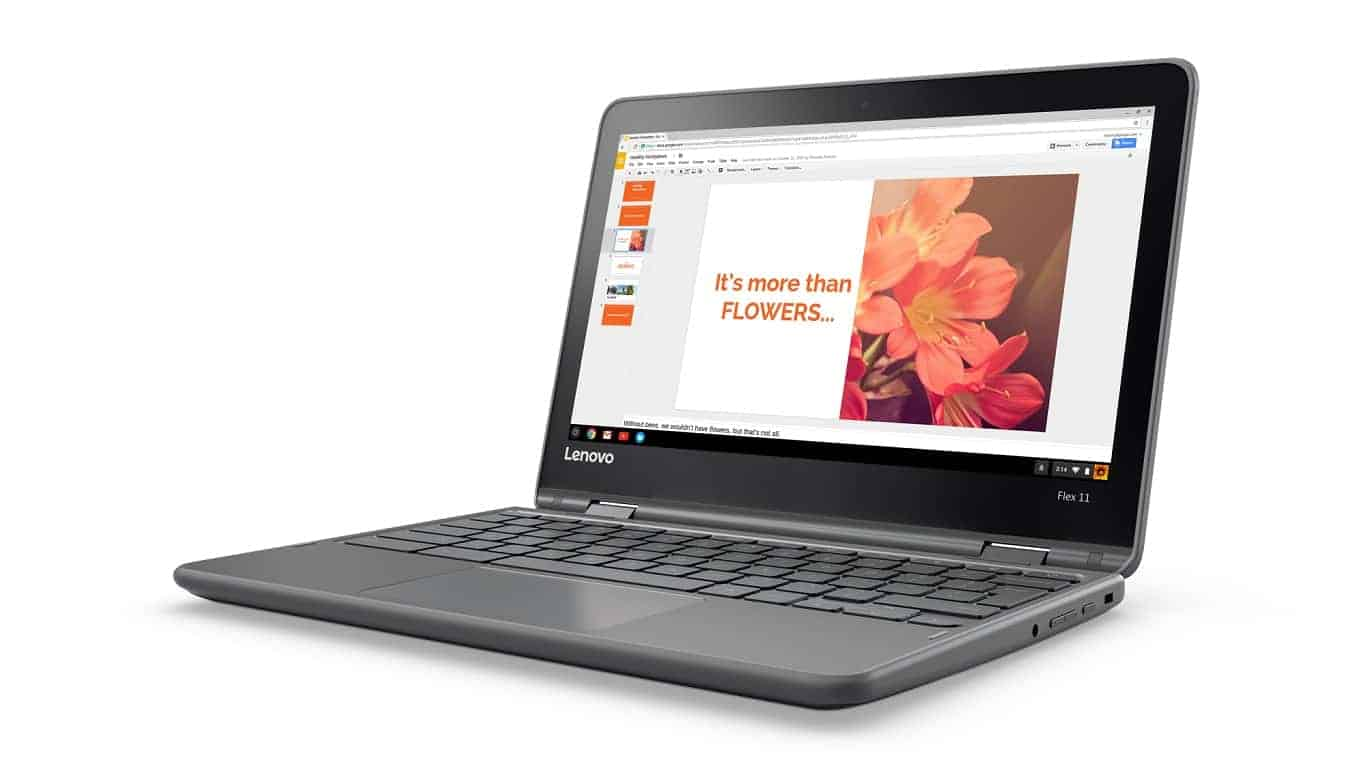 Lenovo Flex 11 Chromebook 01