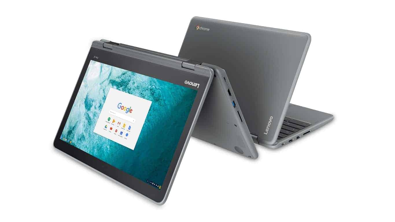 Lenovo Flex 11 Chromebook 05