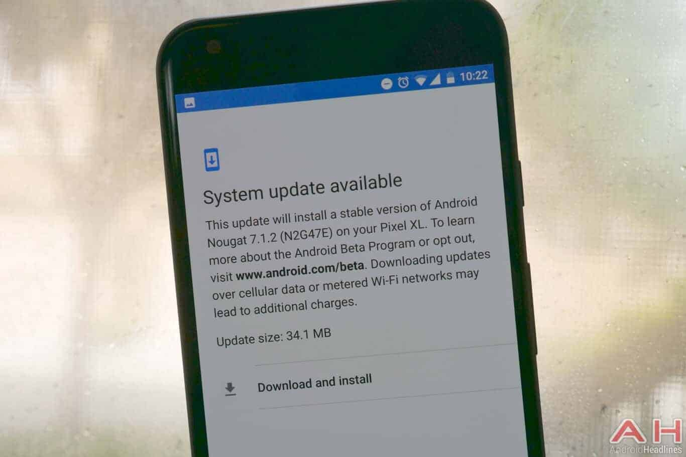 Pixel Android 7.1.2 Stable 03 1