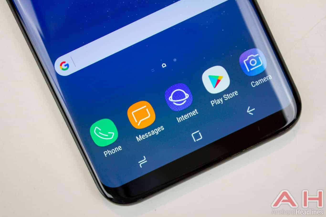 Ga galaxy s8 wallpaper stock - Likely One Of The More Controversial Decisions With Some Users Is Going To Be The Removal Of The Physical Buttons On The Front Replaced With What Has