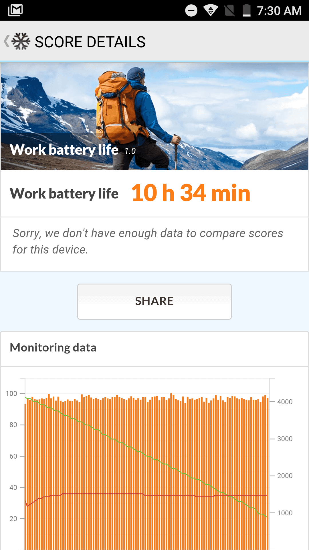Ulefone Power 2 Battery Life 2