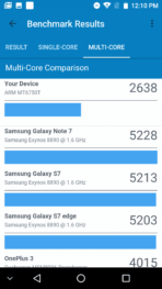 Ulefone Power 2 Benchmarks 1