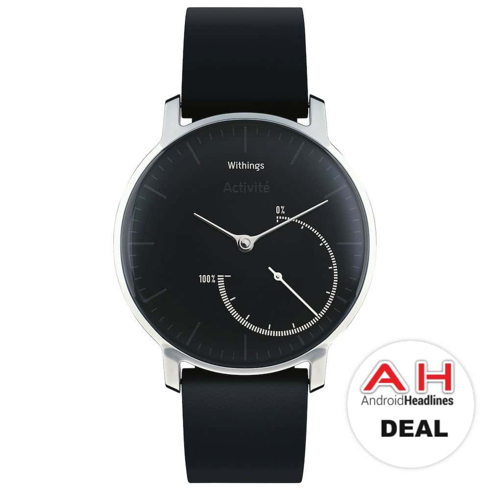 Updated pick up the withings activite steel for just 90 for Are smart scales worth it