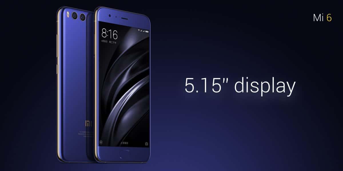 Xiaomi Mi 6 12