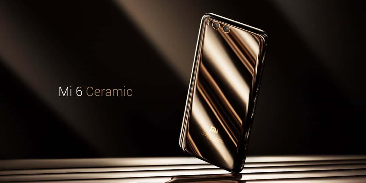 Xiaomi Mi 6 Ceramic 1