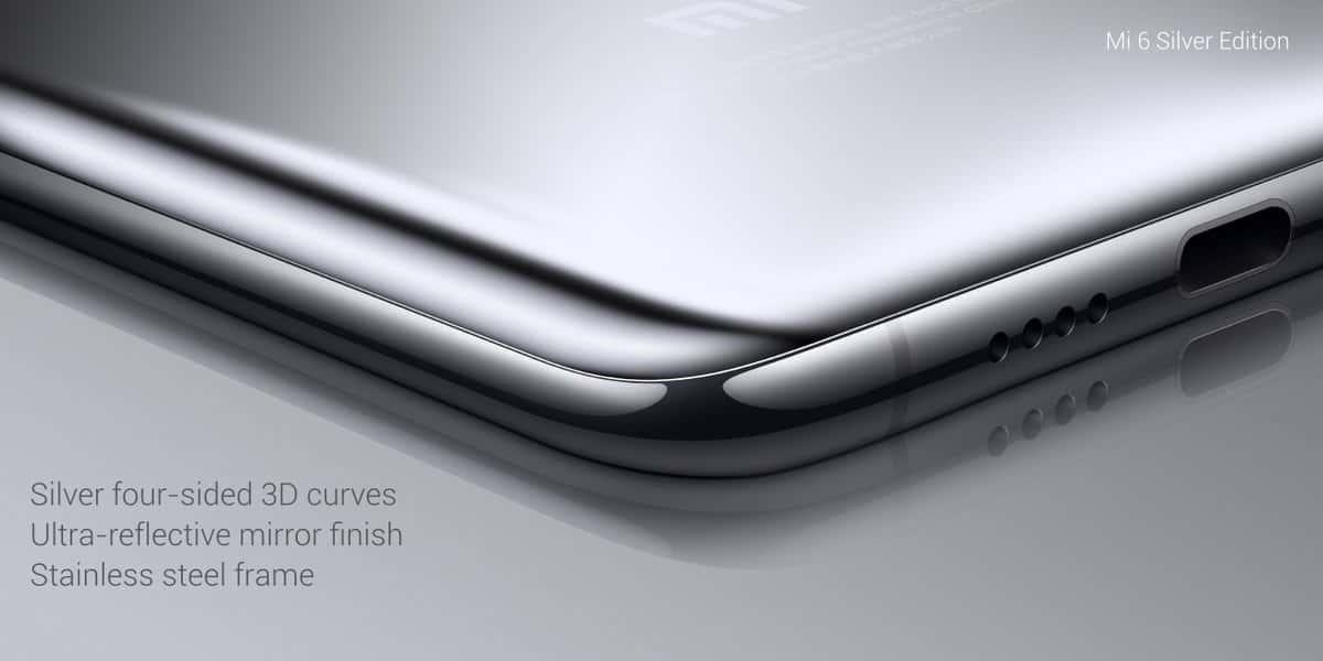 Xiaomi Mi 6 Silver Edition 2