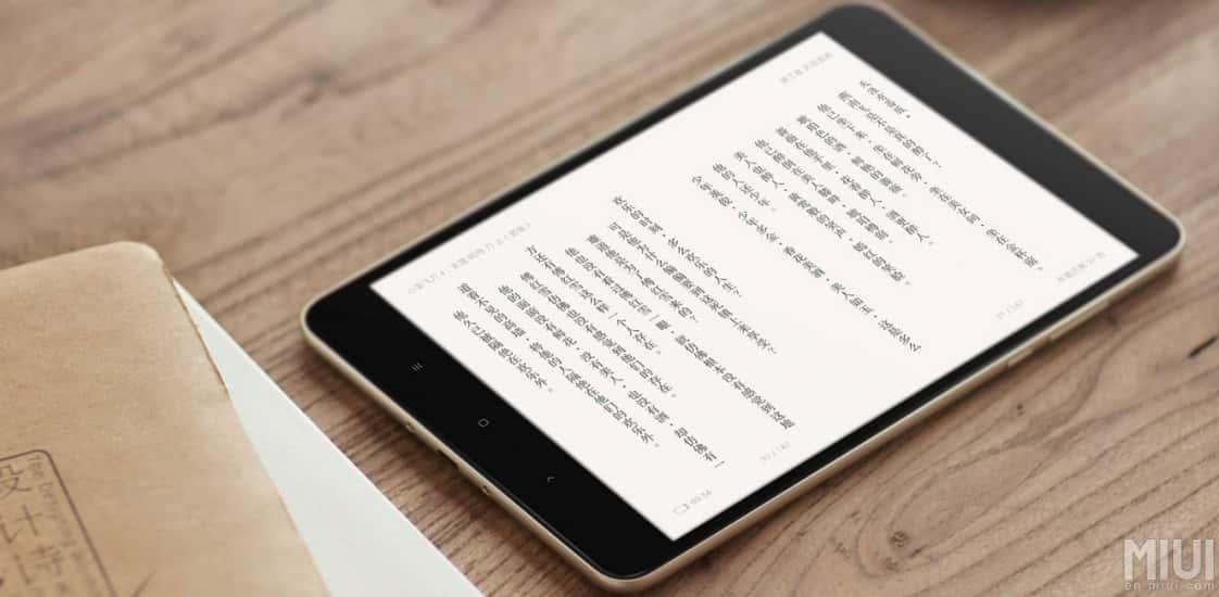 Xiaomi Mi Pad 3 9