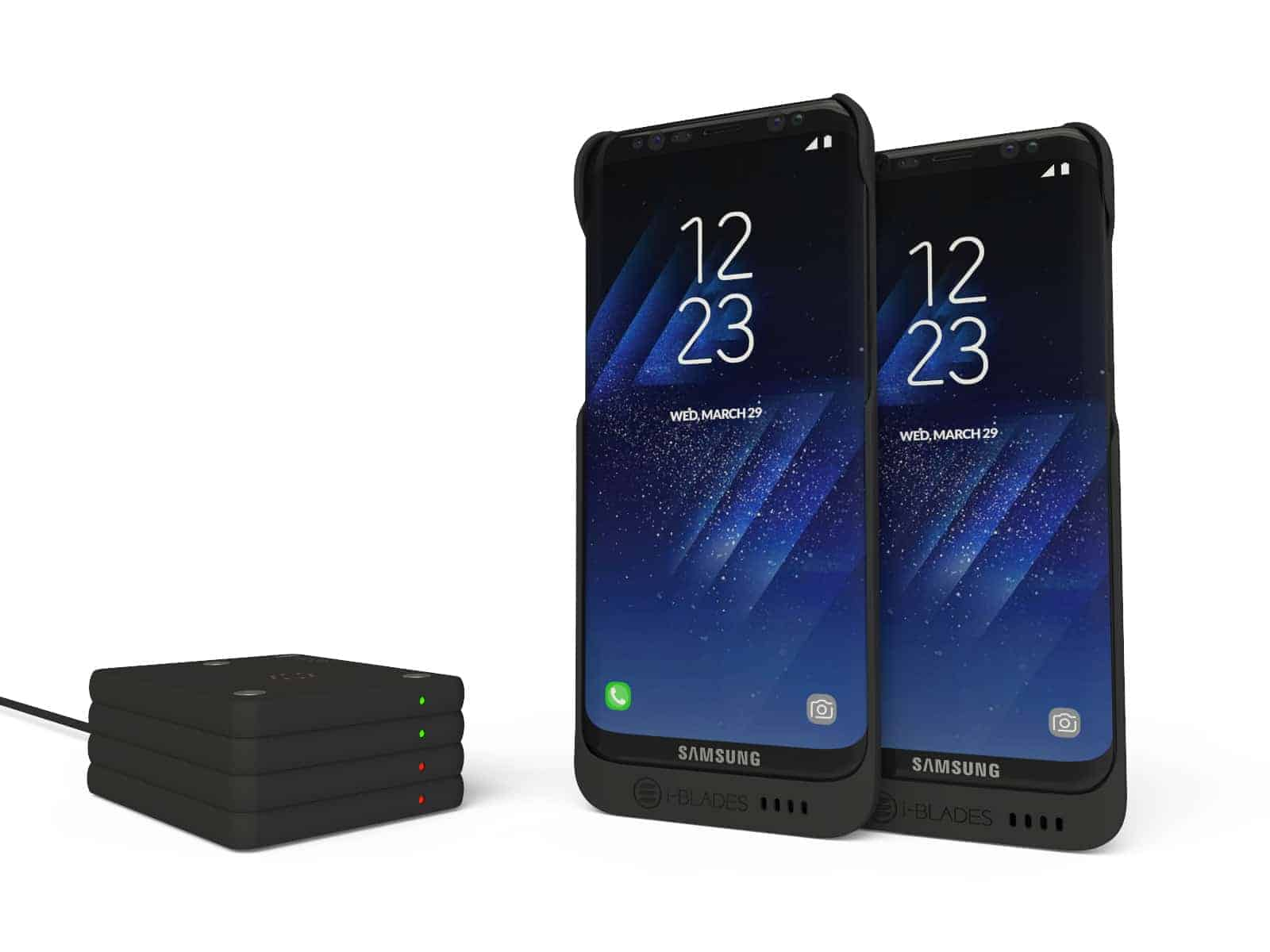 i BLADES Galaxy S8 and GalaxyS8 Plus Smartcases 3