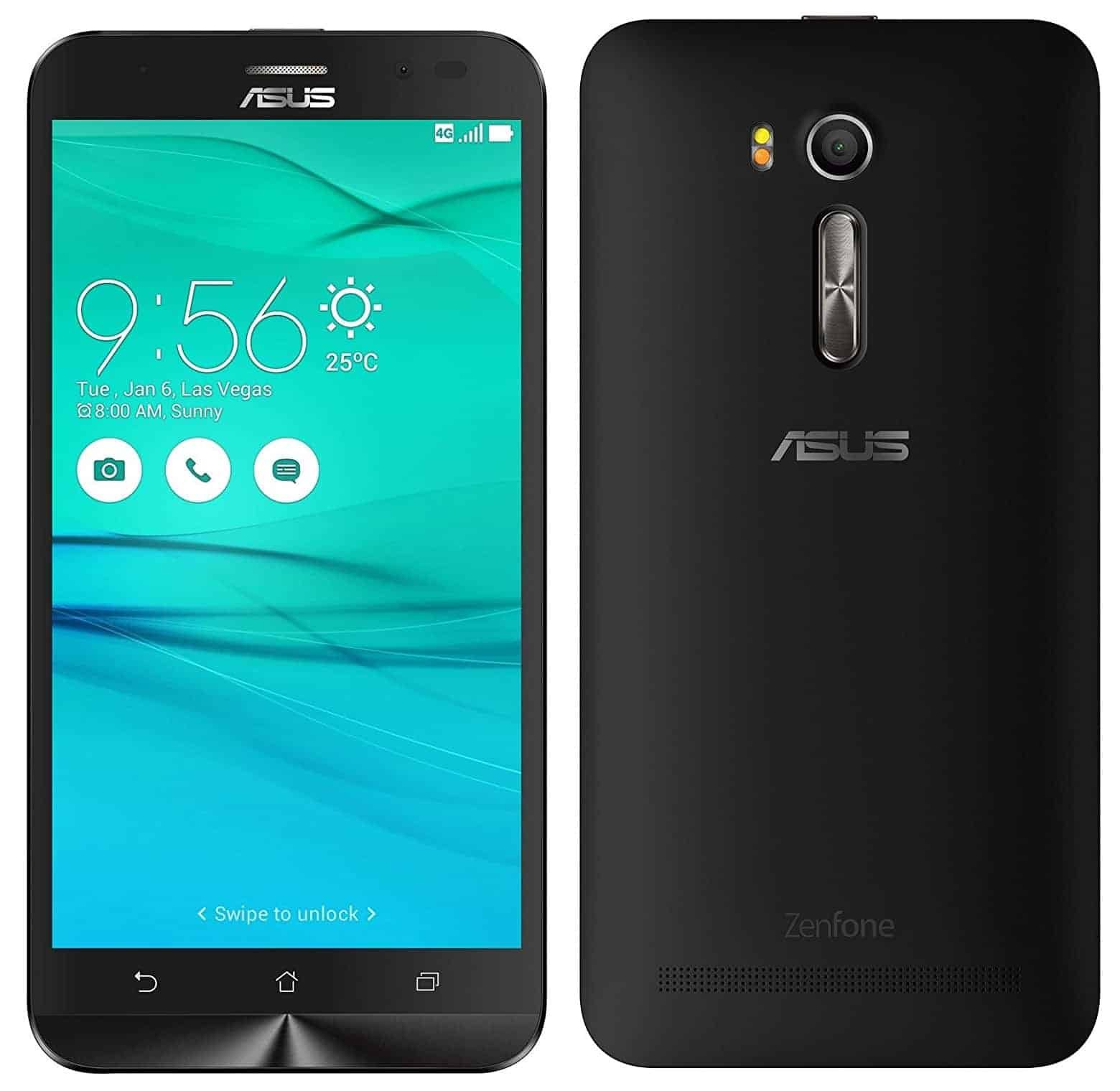 ASUS ZenFone Go (ZB552KL) Launches In India For $130 ...