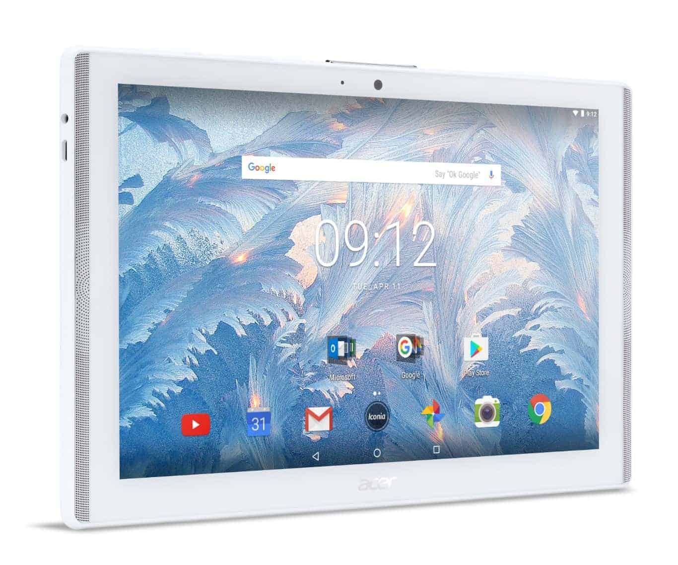 acer intros iconia tab 10 one 10 tablets with android 7. Black Bedroom Furniture Sets. Home Design Ideas