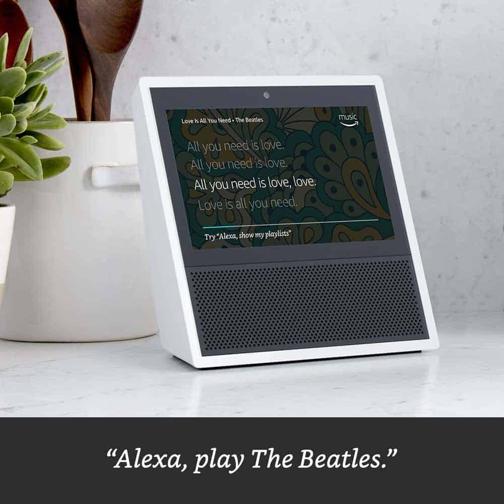 Amazon Echo Show 4