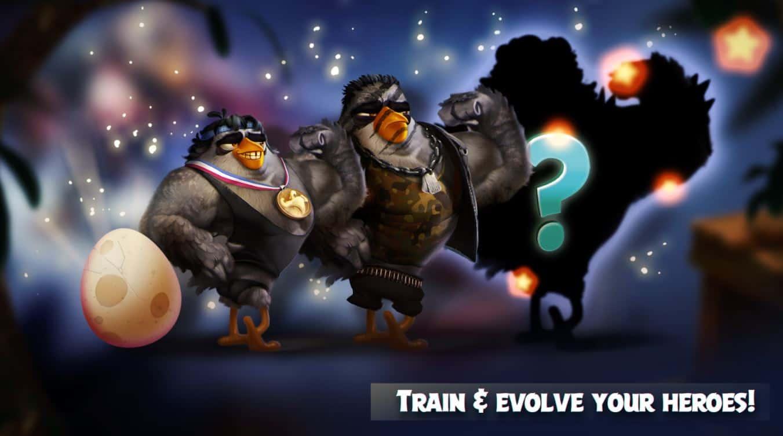 Angry Birds Evolution 3