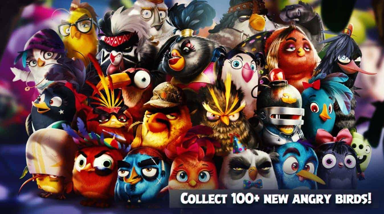 Angry Birds Evolution 5