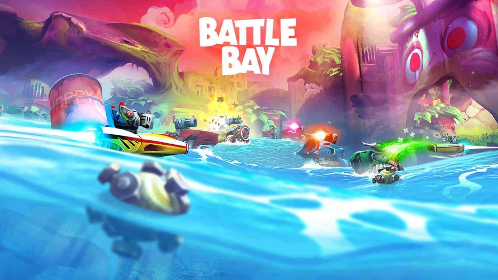 Battle Bay 4