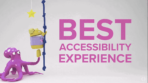Best Accessibility Experience 4