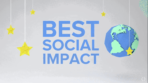 Best Social Impact 8