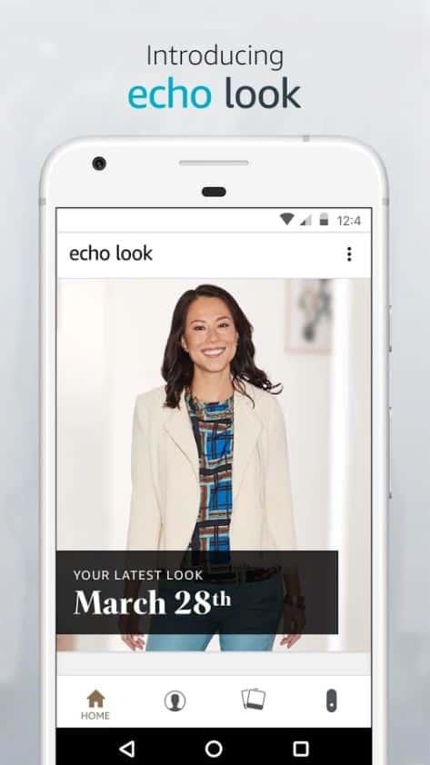 Echo Look App Play Store 01