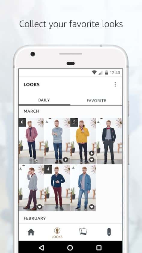 Echo Look App Play Store 02