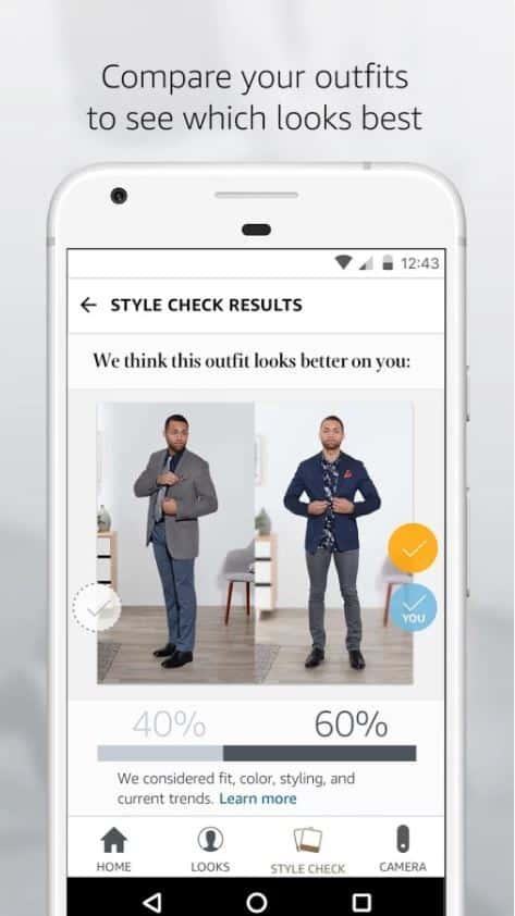 Echo Look App Play Store 04