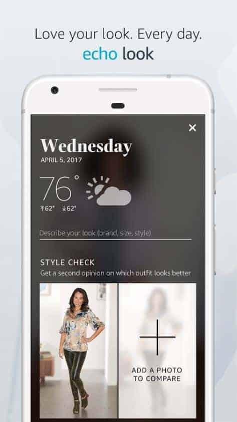 Echo Look App Play Store 05