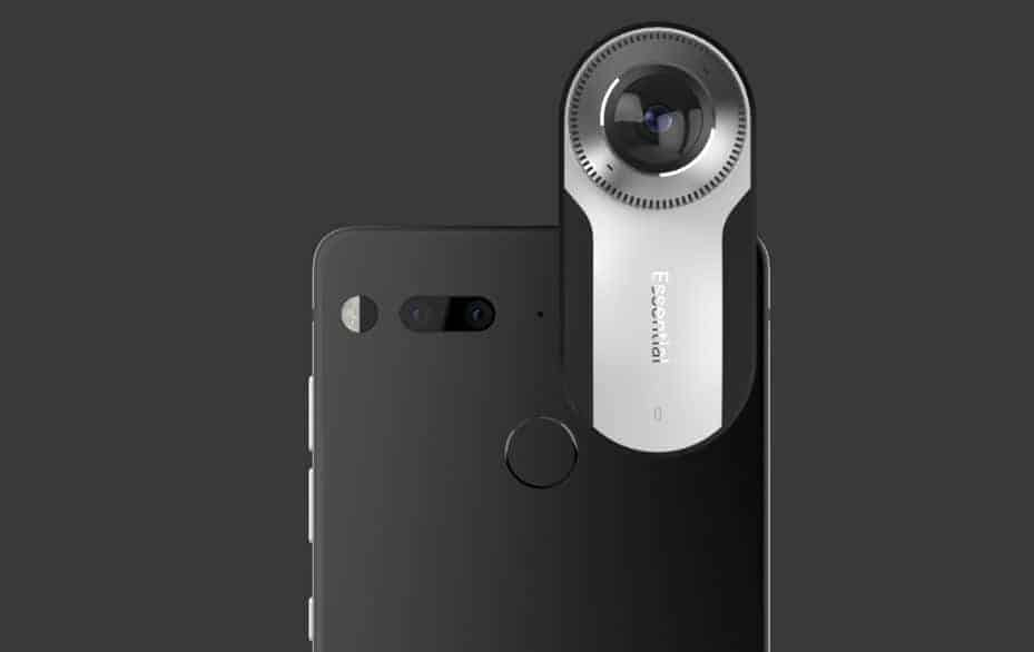 Essential Camera 1
