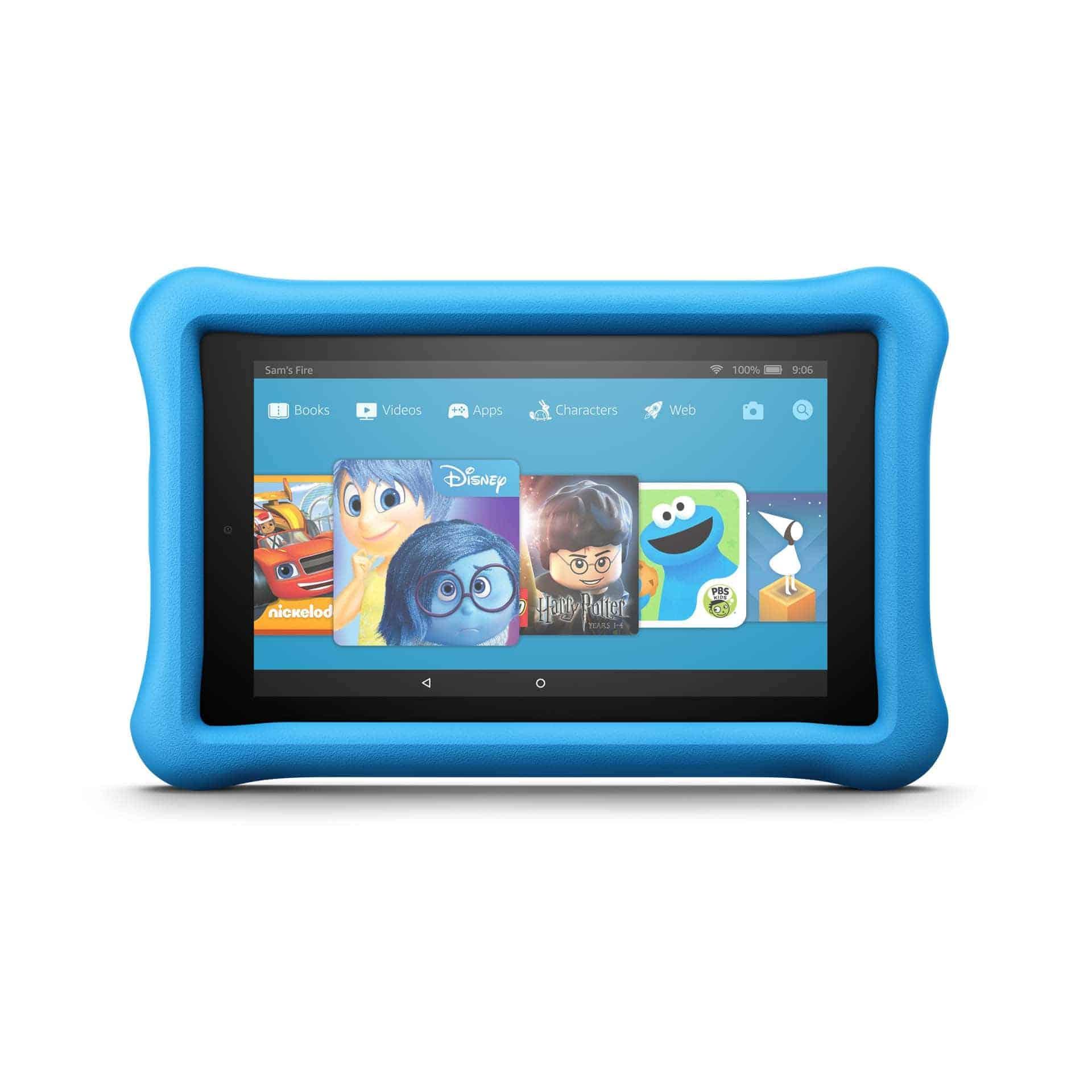 Fire HD 8 Kids Edition Blue