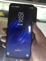 Galaxy Note 8 leak real life image 1