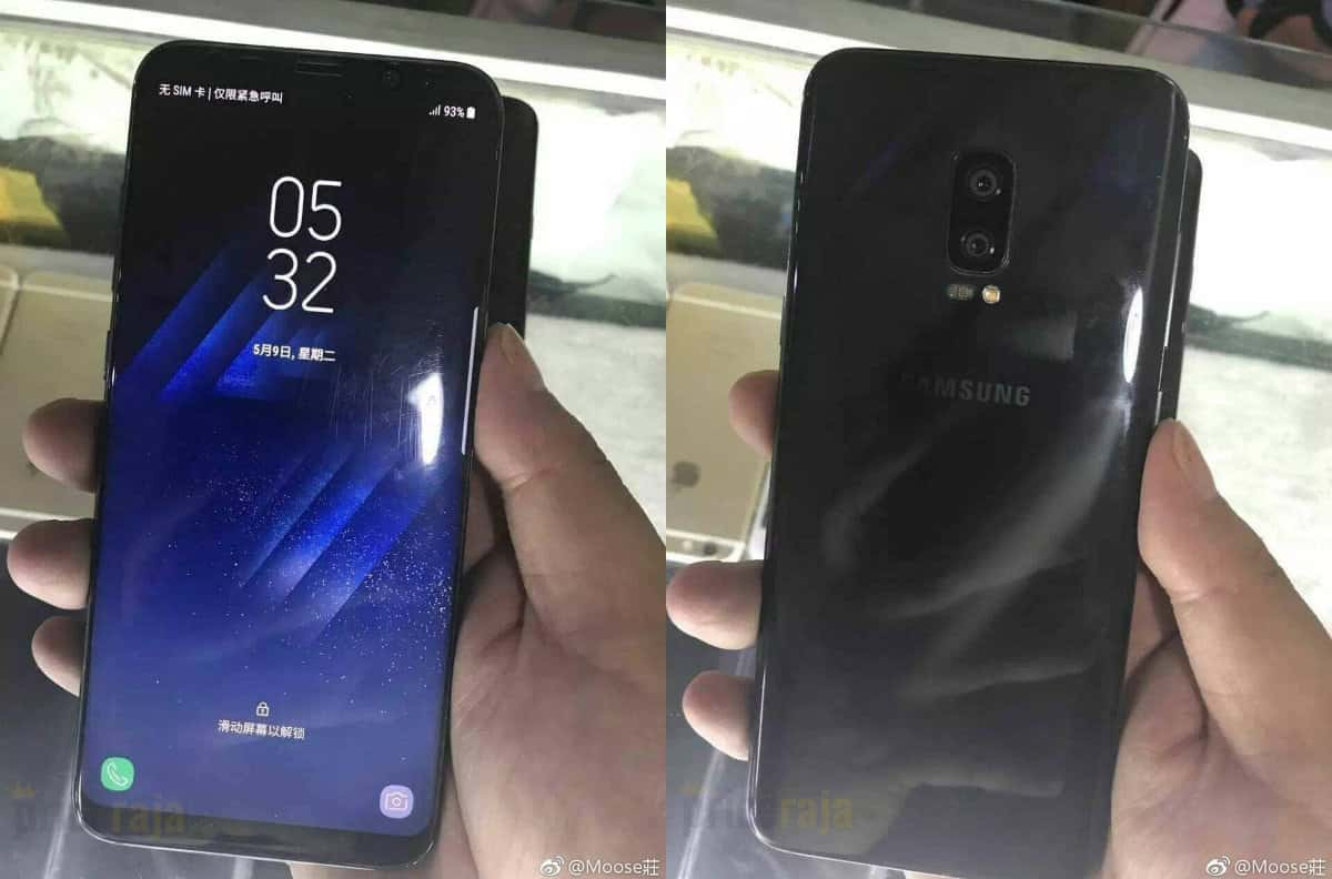 Galaxy Note 8 leak real life image 3