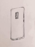 Galaxy Note 8 sketch leak 2