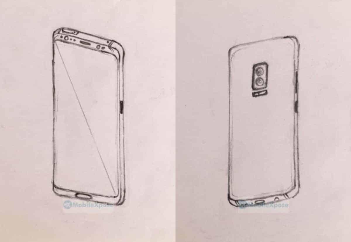 Galaxy Note 8 sketch leak 3