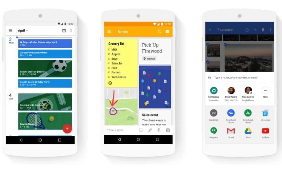 Whoa Google Calendar For Family Sharing Purposes Goes Live
