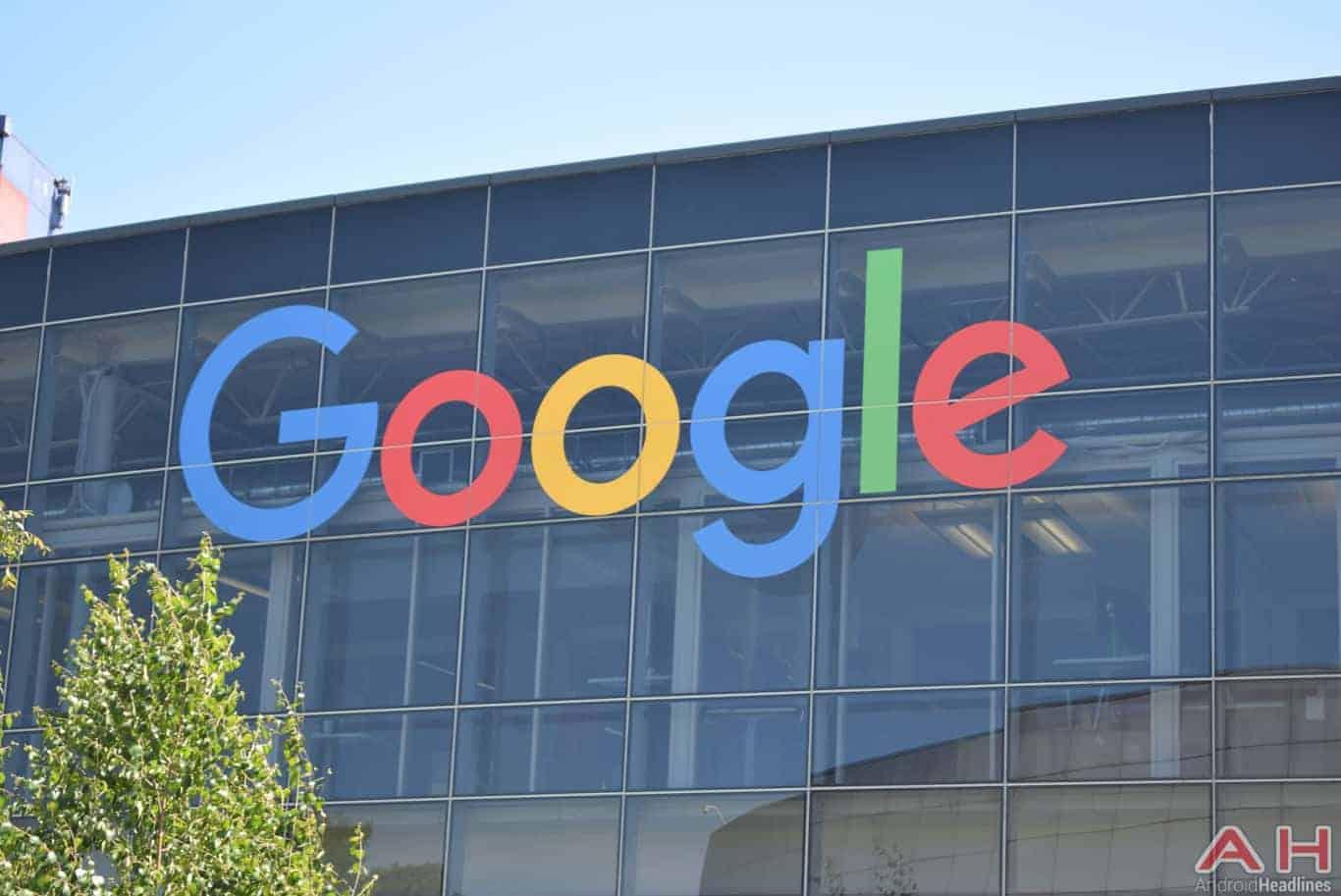Googleplex Google Logo AH 10
