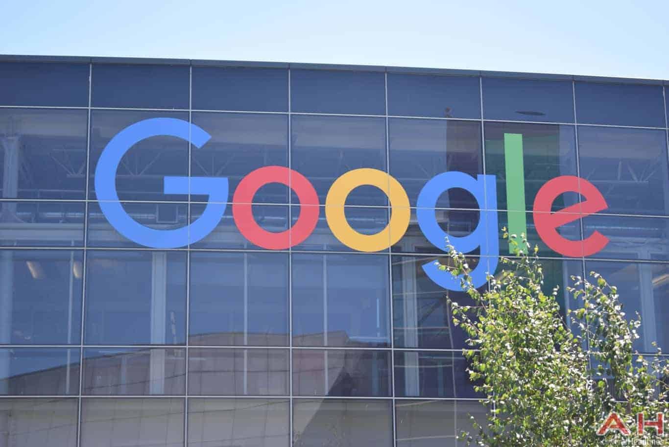 Googleplex Google Logo AH 5